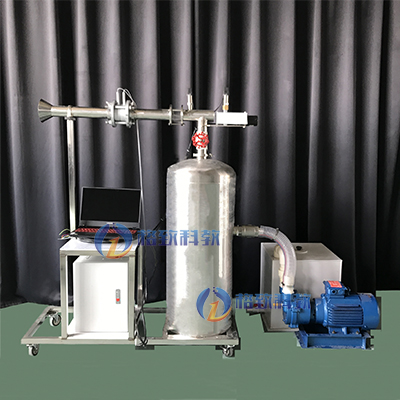 喷管实验台Ⅲ型