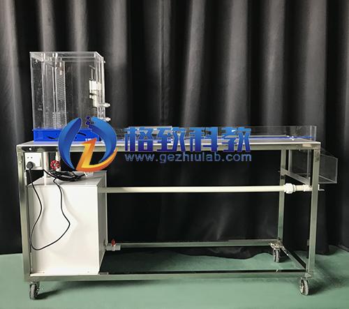 自循环孔口管嘴实验仪