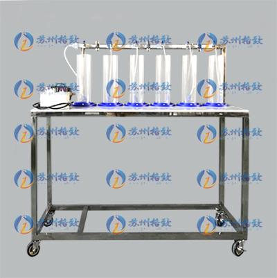 工业污水可生化性实验(6组实验)设备