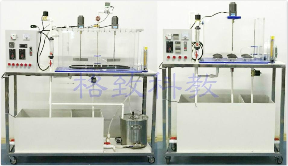 ASBR+SBR+超滤实验设备