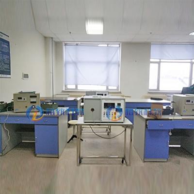 可视性饱和蒸汽温度压力PT关系仪热电偶校验实验装置等热工实验装置安装现场